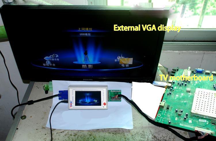 LVDS Nesil Dofus VGA 7