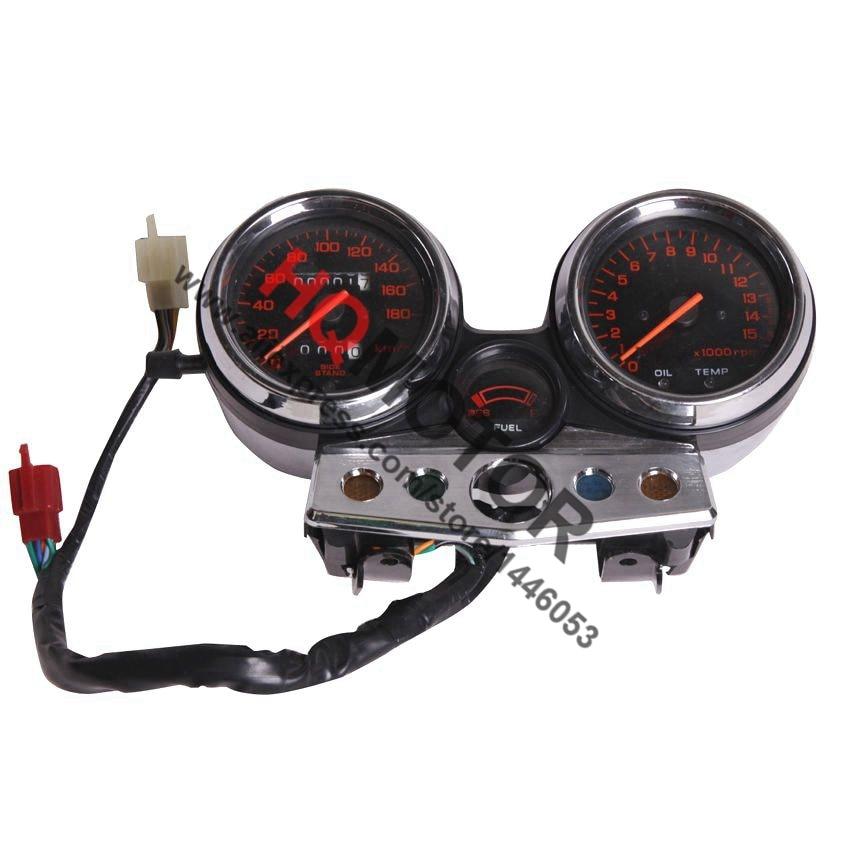 Motorcycle Speedo Speedometer Gauge Tachometer For HONDA CB400 CB 400 1997-1998