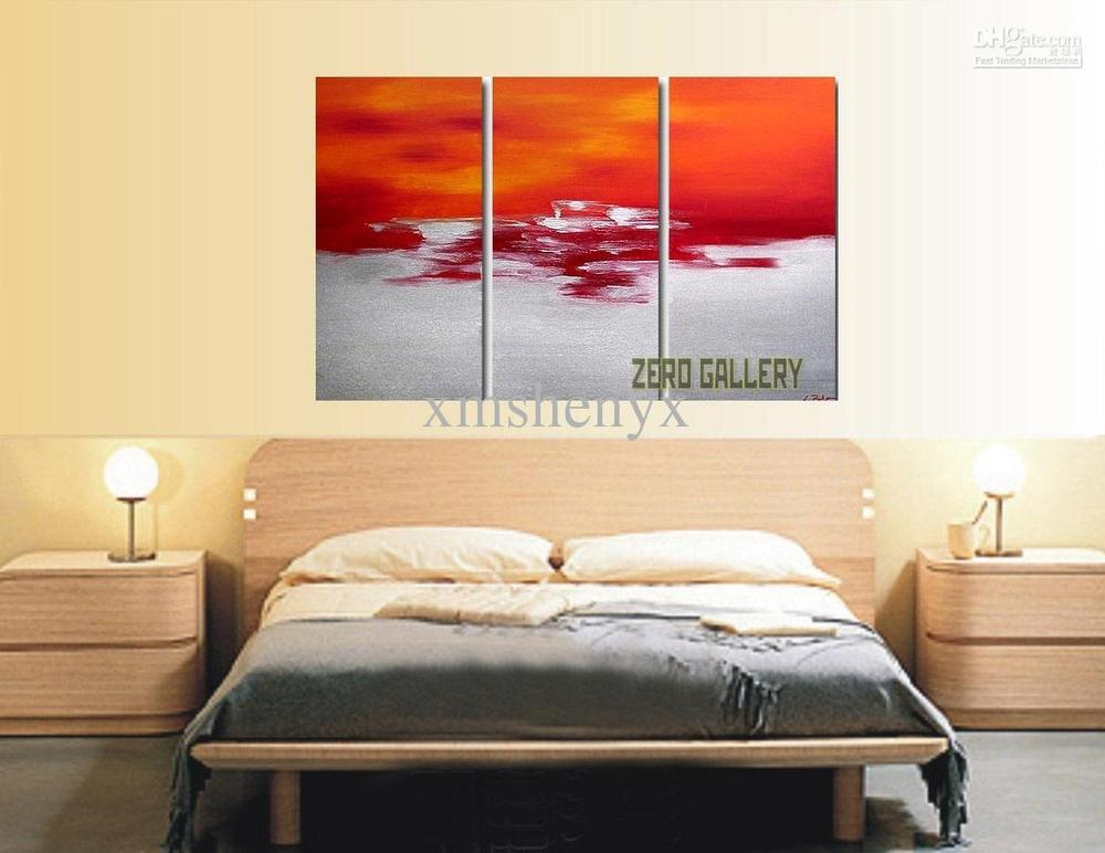 Online buy wholesale surrealist painting from china for Abstract art for dining room