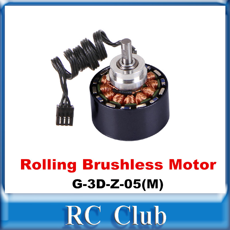 Walkera G 3D Brushless Camera Gimbal Parts Rolling Brushless Motor (WK WS 22 001B) G 3D Z 05 (M) Original accessories Free Ship