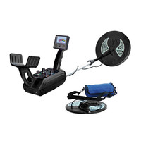 Professional Industrial Underground Search Metal Detector Max Detection Depth3 5m Two Coils Included MD5008