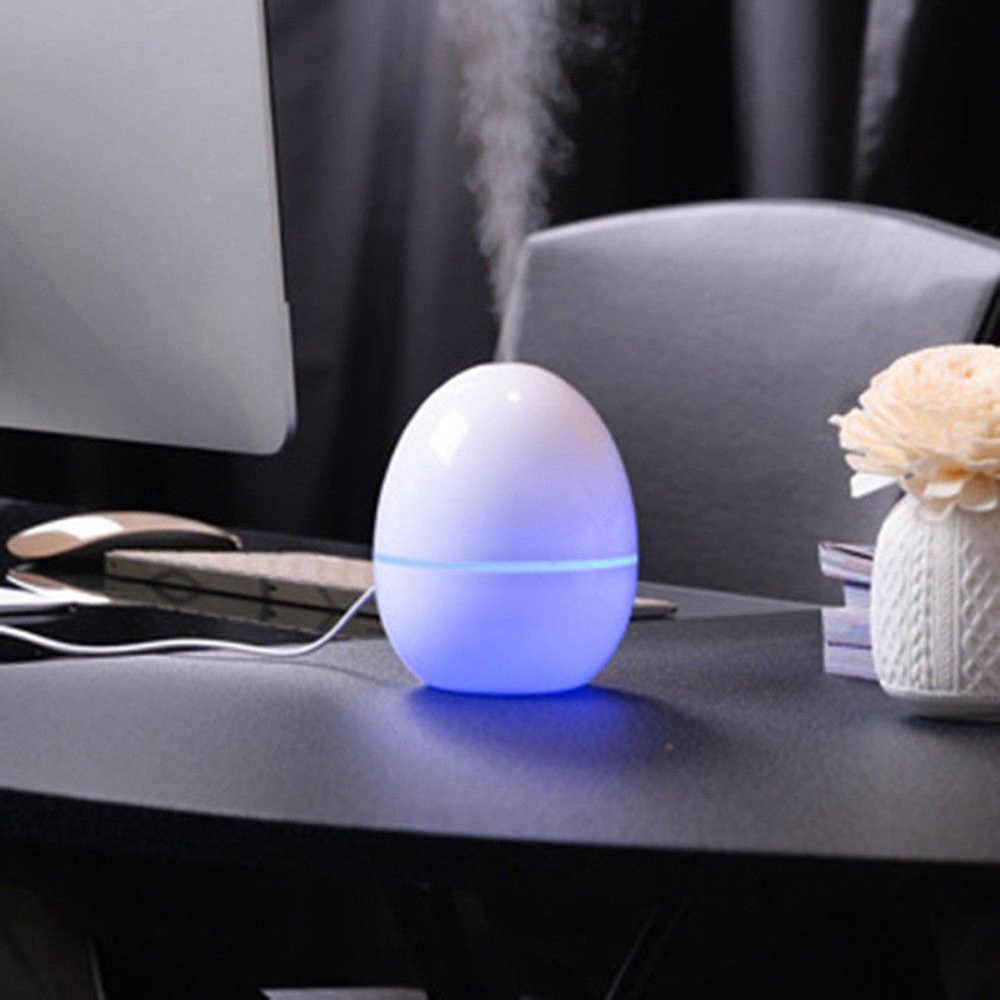 Портативный мини домашний светодиодный ночник USB увлажняюший очиститель атомайзер воздухоочиститель диффузор автомобильные аксессуары