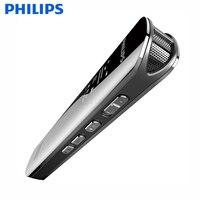 PHILIPS Hidden Voice Recorder 8GB Digital Voice Recorder USB MP3 Player Professional Recorder Pen Dictaphones Mini