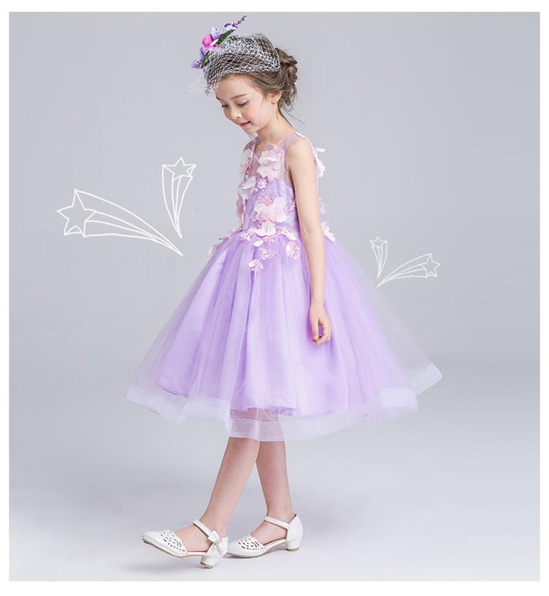 Lujoso Vestido De Flores Para La Boda Ideas Ornamento Elaboración ...
