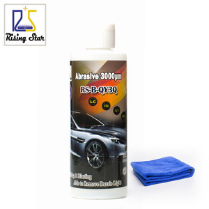 Image 2 - Car Wax Styling Car Body Grinding Compound Paste Set Remove Scratch Paint Care Car Polishing Kit Car Paste Auto Polish Cleaning