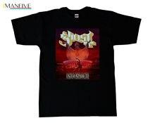Ghost Band - A Pale Tour Named Death - 11/16/2019 Tour -Los Angeles T-shirt Men T Shirt 100% Cotton Print Shirts printio slow death t shirt
