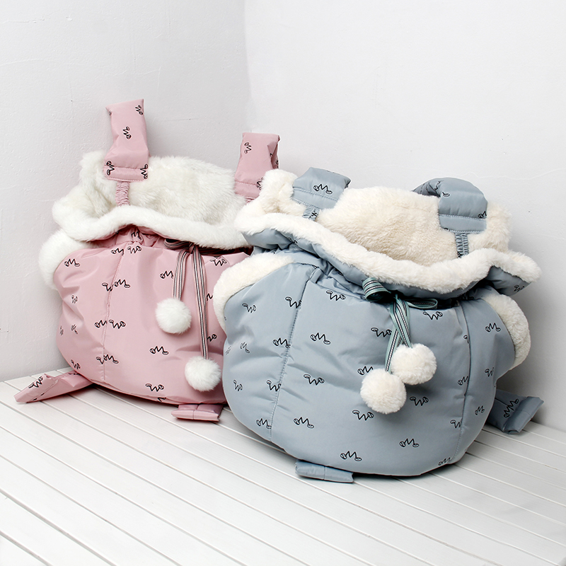 2019 Cute Carriers Bags Pet Cat Shoulder Backpack Pet Supply