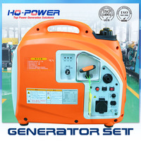 2000 Watts Electric Small Size Gasoline Generator 2kw For Sale