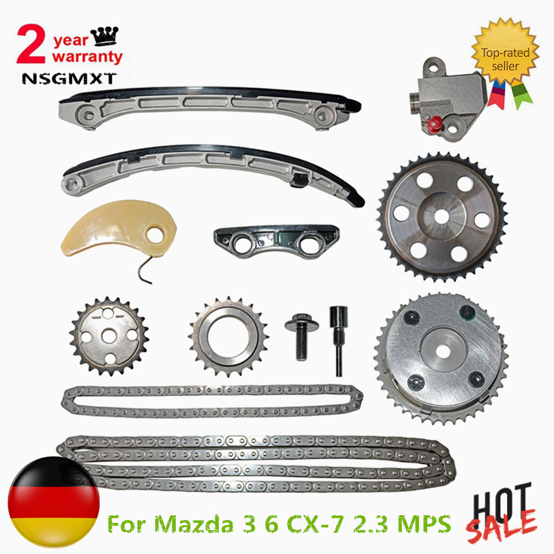 US $90 0 |AP01 TIMING CHAIN KIT+Camshaft Gear For Mazda 3 6 CX 7 2 3 MPS  L3K911316 L3K9 12 4XOC L3K9 12 4XOC9U L3K9124XOC on Aliexpress com |  Alibaba