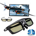 2015 New Arrival Hot Sale 144Hz 3D DLP-Link IR Active Shutter Rechargeable Glasses For BenQ