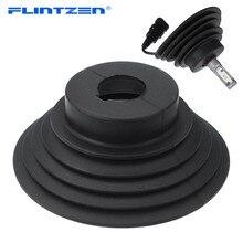 Flintzen universal led farol do carro capa de poeira borracha à prova ddustágua poeira vedação farol cobre acessórios luz do carro h1 h4