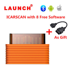 LAUNCH ICARSCAN Super Easydiag 3.0 Android/IOS Full System with 10 Car Diagnostic Software Same Function As LAUNCH X431 V(China)