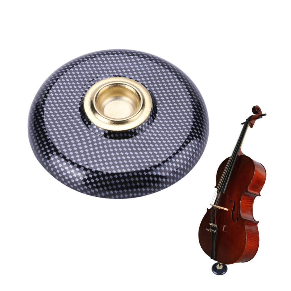 Musical Instruments Stringed Instruments 4pcs Cello Feet Support Stop Holder Non-slip Rubber Pad Mat Musical Parts Highly Polished