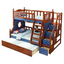 Tidur Tingkat Meble Modern Yatak Odasi Mobilya Literas Box De Dormitorio bedroom Furniture Cama Moderna Mueble Double Bunk Bed(China)