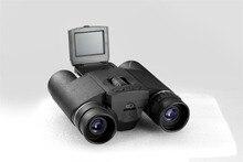 Alta Qualidade HD Câmera de Vídeo Digital de 1.5 polegada 1.3MP Lente Do Telescópio Binocular Camcorder Zoom 10x25 MicroSD/TF cartão