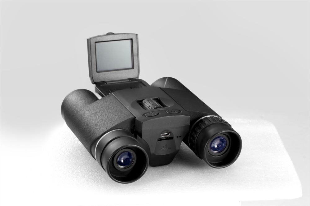 高品質の Hd デジタルビデオカメラ 1.5 インチ 1.3MP ズーム 10x25 双眼鏡望遠鏡レンズ MicroSD/TF  カード -    グループ上の スポーツ