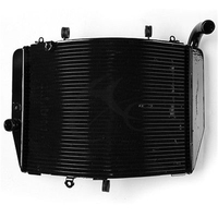 Motorcycle Aluminum Radiator Cooler For Honda CBR 600RR 2007 2014 2008 2009 2010 Motorcycle