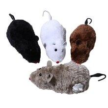 Забавный Заводной кошачий хвост игрушка для розыгрыша бегущая Мышь Крыса движение милые игральные игрушки Joking Дети Кролик цыпленок ходящая игрушка подарок