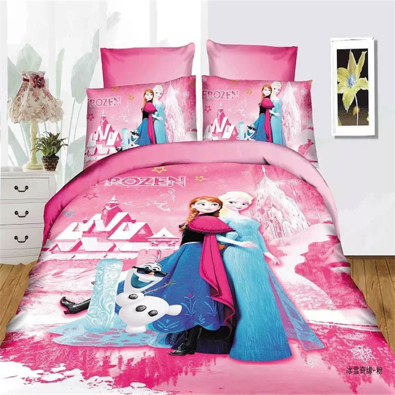 Awesome Frozen Bedroom Set Collection