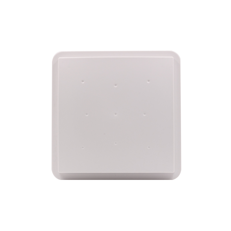 865~868 MHz circular rfid uhf reader antenna with 7dBi gain used for personnel management 1000pcs long range rfid plastic seal tag alien h3 used for waste bin management and gas jar management