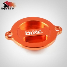 For KTM 990 SUPER DUKE R 1290 GT Motorcycle Accessories CNC Aluminum Engine Oil Fuel Filter Tank Cap Cover