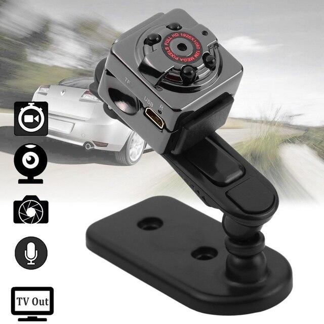 1080P Mini Night Version HD Camera Motion Detection Portable Camcorder Wireless Mini Cam