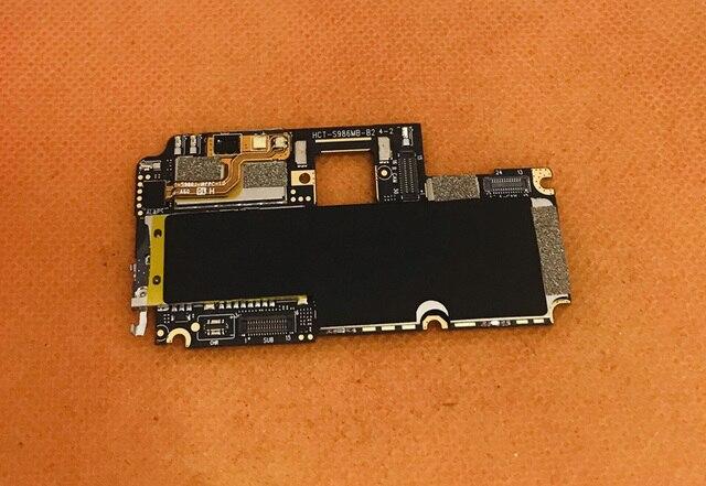 משמש מקורי mainboard 4G RAM + 64G ROM האם עבור M סוס טהור 3 MTK6763 אוקטה Core משלוח חינם