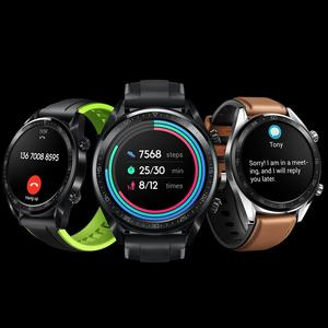 Image 4 - Huawei Watch GT Smart watch water proof Phone Call Support GPS Heart Rate Tracker For Android iOS
