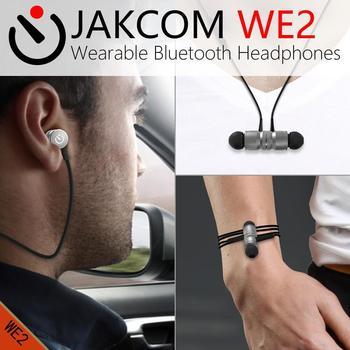 JAKCOM WE2 Smart Wearable Earphone Hot sale in Earphones Headphones as auricular inalambrico hbq i7 dacom