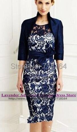 473c3e099 Para mujer elegante del azul real vestido de noche de encaje vestidos de  festa vestido de