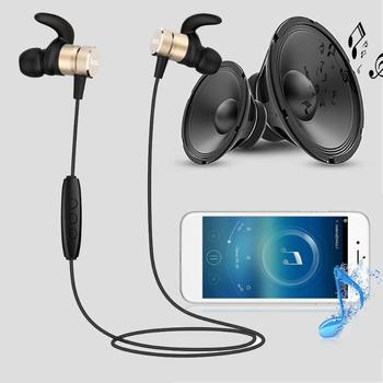 HOCO ES8 Magnetic Wireless In Ear Headphone Bluetooth Stereo Sport Earphone Neckband Earbuds Headset High Quality Earphone