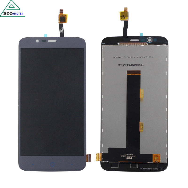 Für ZTE Blade <font><b>A310</b></font> <font><b>LCD</b></font> Display Touchscreen 100% Original Screen Digitizer Montage Ersatz Handy LCDs image