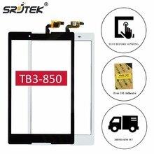 Srjtek 8 pulgadas de Pantalla Táctil Para TB3-850F tb3-850 tb3-850F tb3-850M Pantalla Táctil Tablet Digitalizador Del Sensor de Reemplazo de Cristal Del Panel