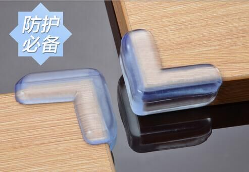 10pcs Table Corner Baby Safty Products Corner Cover,Angle Crash Protection Stick,desk/chair Corner Covers BTRQ0045