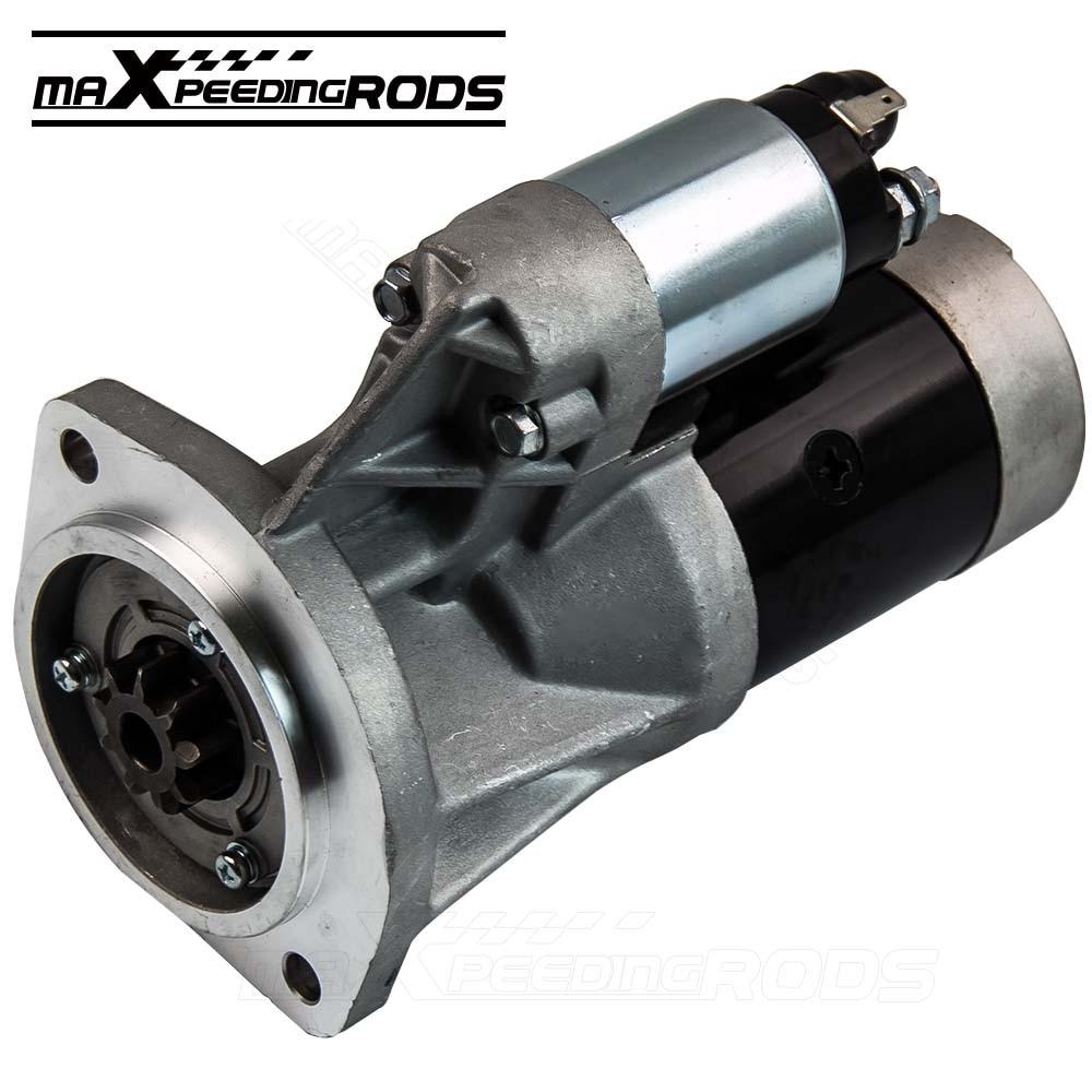 Starter Motor For Nissan Navara D21 D22 TD24 TD25 TD27 QD32 2.5L 2.7 3.2L Diesel 23300-10T01 фильтр на приус 23300 74330