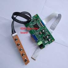 for B140HAN01.2 SCREEN display KIT VGA 14″ 30Pin 1920X1080 Controller board LCD DIY EDP HDMI monitor DRIVER LED EDP