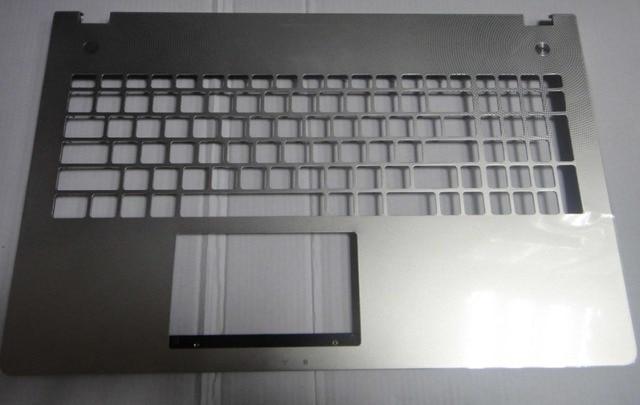 Novo e original notebook laptop teclado c shell moldura capa para asus n56v n56vb pamrest n56 n56d n56dp n56dy