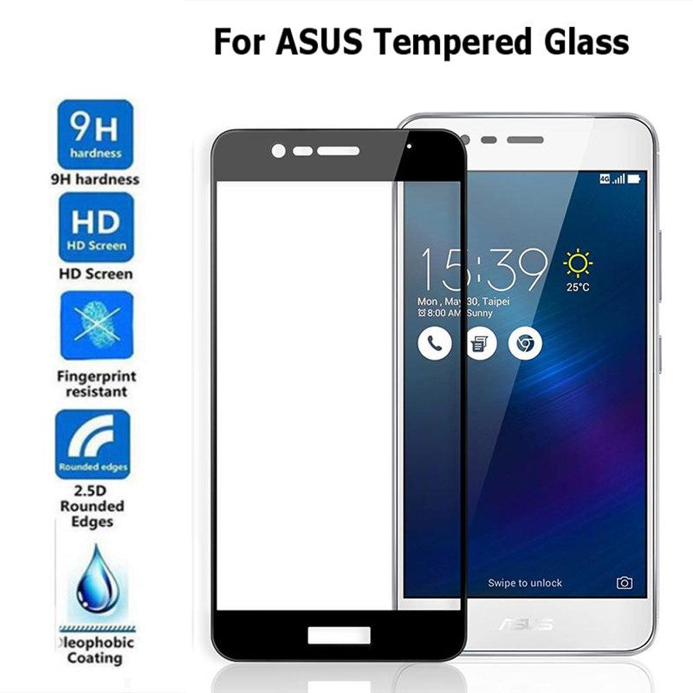 Image 2 - מלא כיסוי מזג זכוכית מגן עבור ASUS Zenfone 3 מקסימום ZC520TL 3s ZE552KL ZC553KL ZB501KL ZE520KL ZC551KL ZC521TL ZE553KLמגני מסך לטלפון   -
