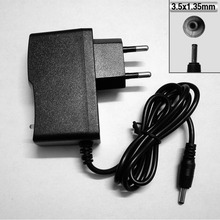 20pcs Wholesale 3.5MM Plug AC 100~240V To DC 5V2A Switching Power Supply Laptop Charger TV Box Router LED Power Adapter EU Plug