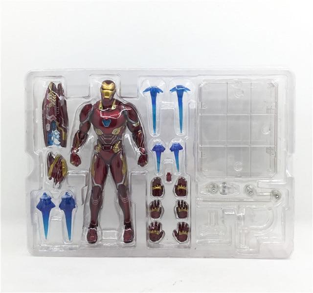 Фигурка Железный человек Marvel 16 см ПВХ 3