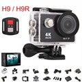 Оригинальный H9/H9R пульт дистанционного камера Ultra HD 4 К Wi-Fi 1080 P/60fps 2.0 ЖК 170D объектив Шлем Cam go водонепроницаемый pro камеры