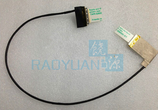 Genuine New LCD CABLE FOR Asus N53S N53J N53D N53SV N53 LAPTOP LCD CABLE 1422-00V3000 new cable for asus u31 u31sd u31jg u31s u31jc u31ig x35s x35j pn 1422 00yj000 laptop lcd led video lvds flex cable