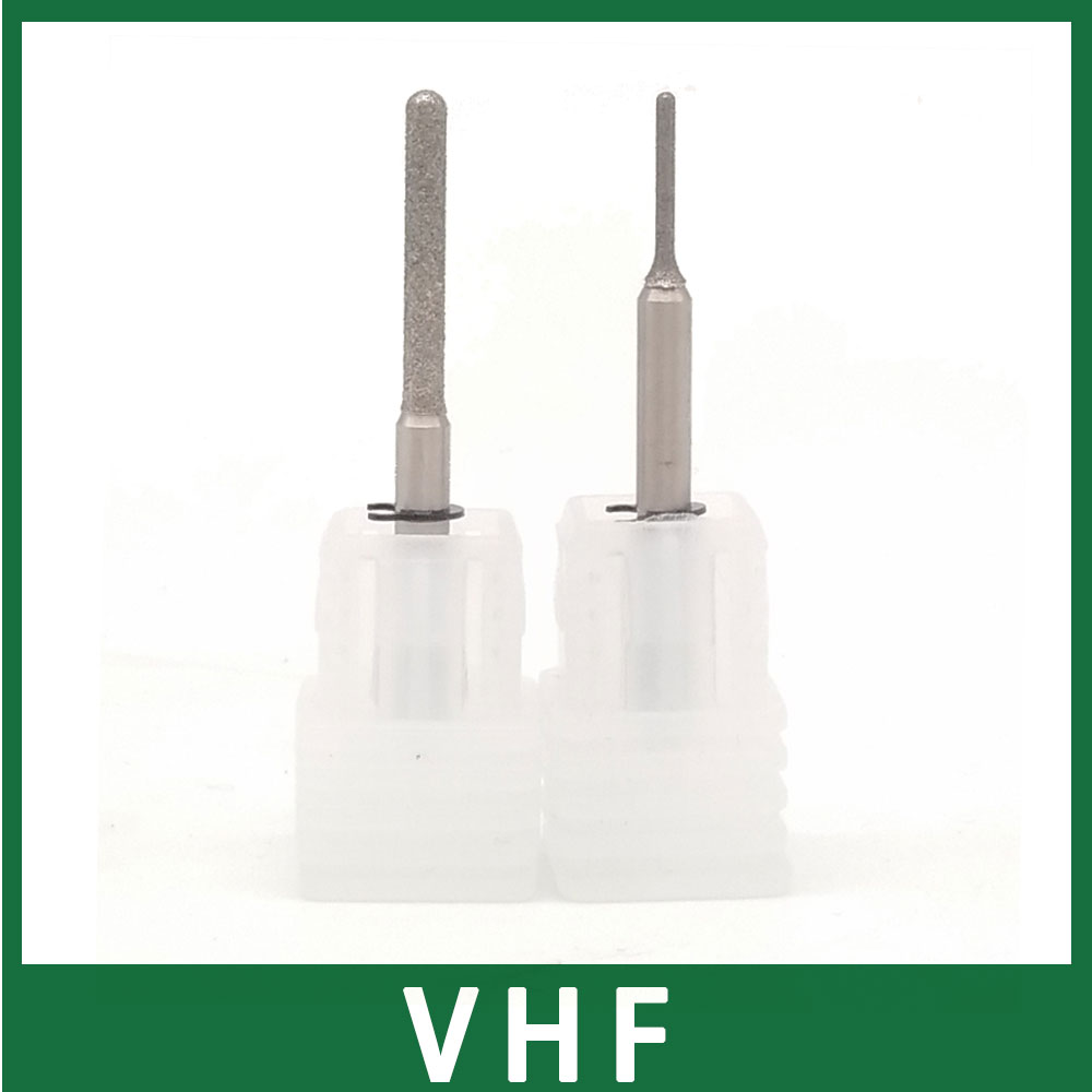 VHF Glass Ceramic Lithium Disilicate Grinder Burs Compatible with Z4 N4 S1 S2 etc