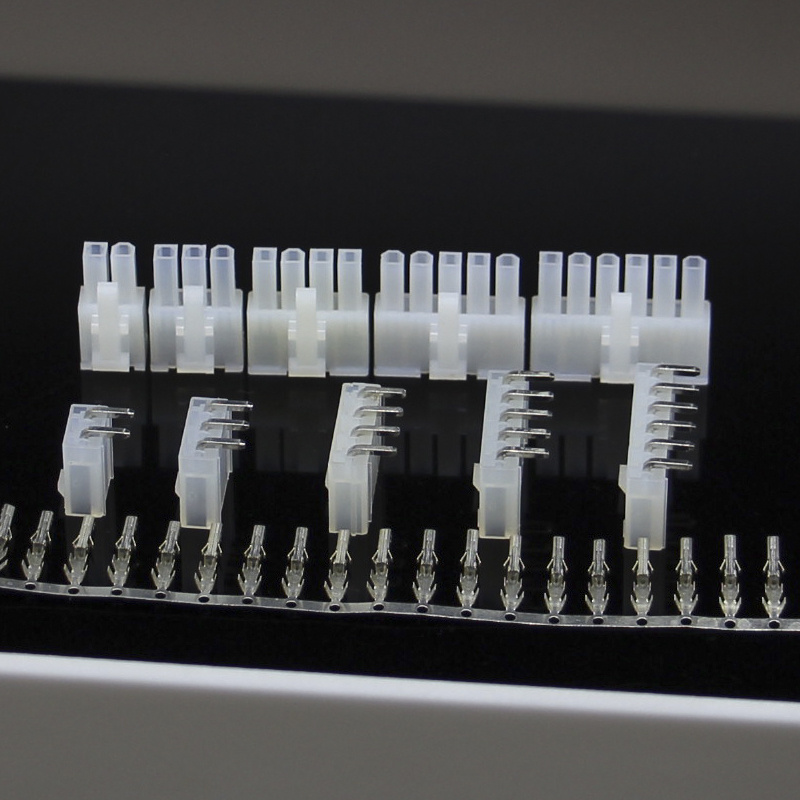 10sets 42mm pitch 5557 single row bent needle connector plug 10sets 42mm pitch 5557 single row bent needle connector plug socket for pcb circuit board 2p3p4p5p6p fandeluxe Images