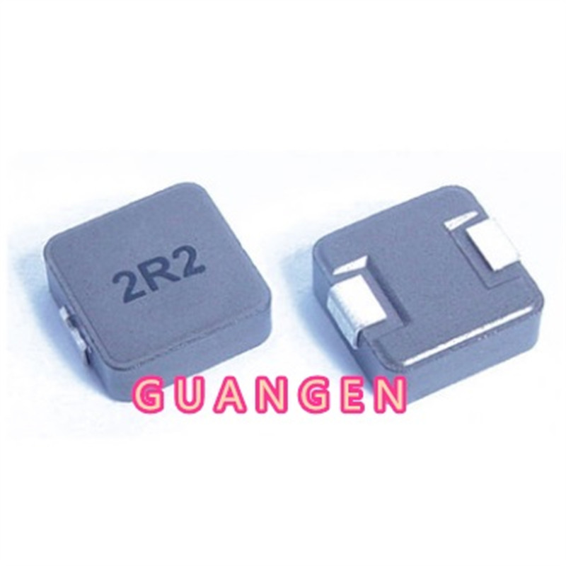 20pcs Integral forming inductance 0420 SMD Large current Power inductor 0.56UH 1UH 1.5UH 2.2UH 3.3UH 4.7UH 6.8UH 10UH 4*4*2MM цена