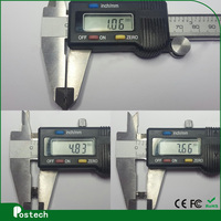 Retail 1mm Magnetic Head Head 1mm With High Quality