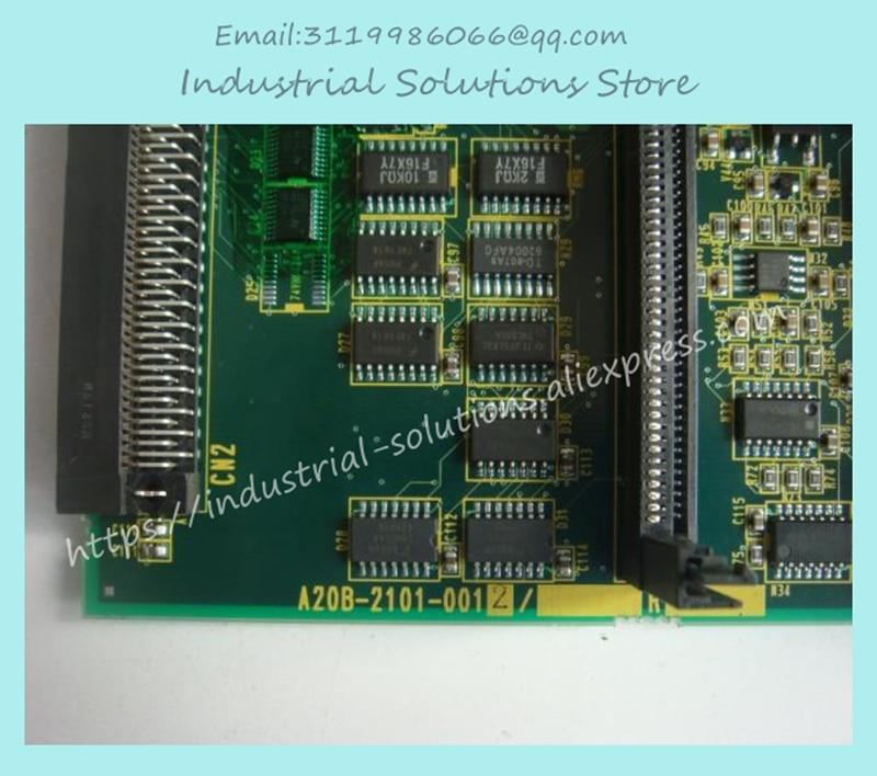 Fanuc Circuit Board A20B-2101-0012 cnc контроллер fanuc a20b 8200 0540 a20b 8200 0540