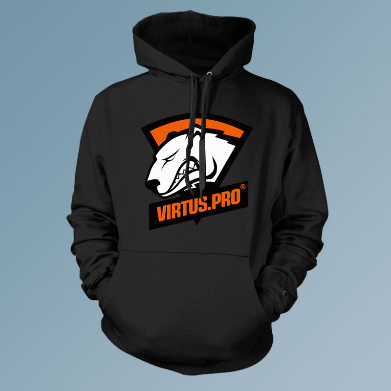 Dota2 CSGO VP Virtus.pro clan TI5 game team Men WOMEN pullover thin hoodies cardigan man fitness sweatshirts gaming clothing