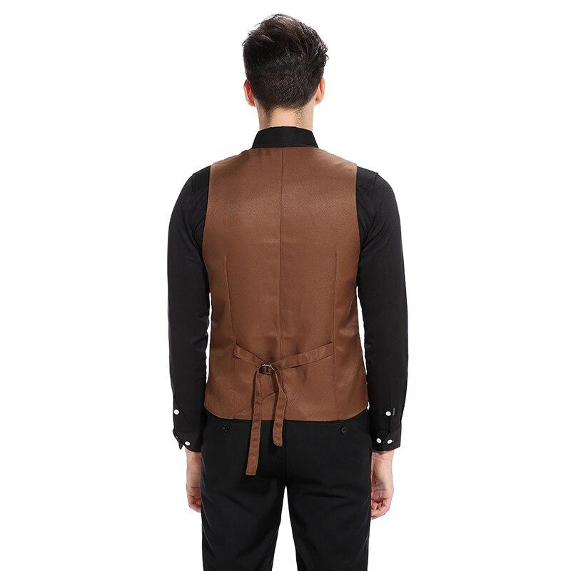 Patchwork Fake 2 Pieces Dress Vests For Men Slim Fit Mens Suit Vest Male Waistcoat Gilet Homme Casual Sleeveless Formal Jacket