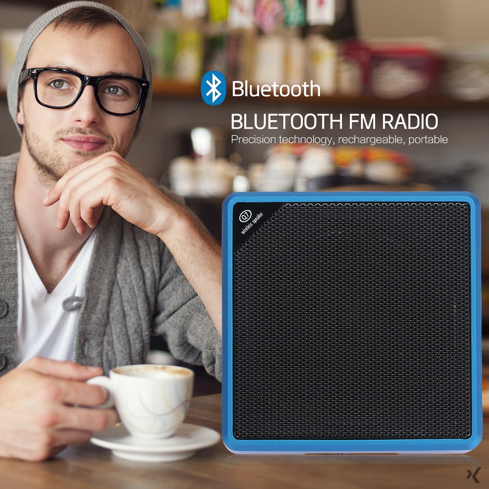 Портативный Soundbox громкий Динамик Беспроводной <font><b>Bluetooth</b></font> Динамик MP4 Планшеты сабвуфер Поддержка 32 г TF Bass 4 Вт ipad